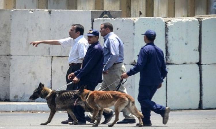"""""""أجناد مصر"""" تعلن مسؤوليتها عن التفجير محيط جامعة حلوان"""