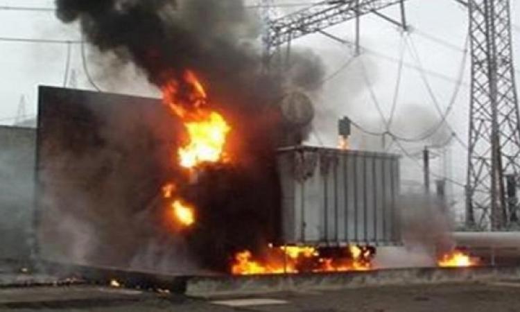انفجار عبوة بدائية بمحول كهرباء فى بلبيس بالشرقية