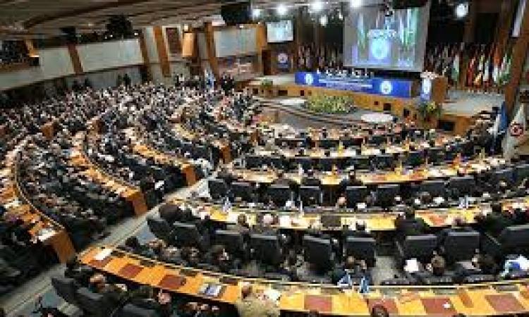 وفد مصر يشرح للعالم  جهود مصر في مجال حقوق الانسان