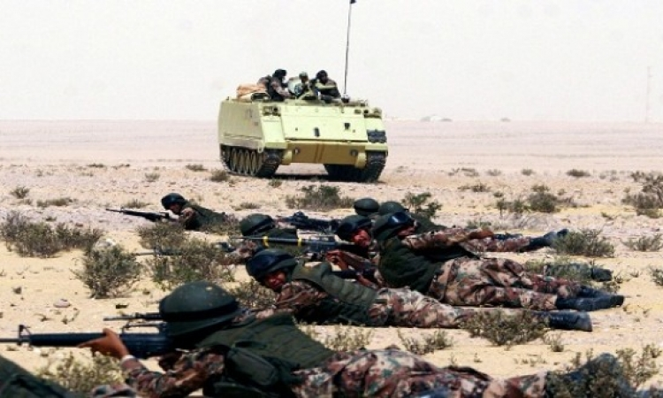 المتحدث العسكري للقوات المسلحة : قتل 10 تكفيريين وضبط 18 آخرين بسيناء