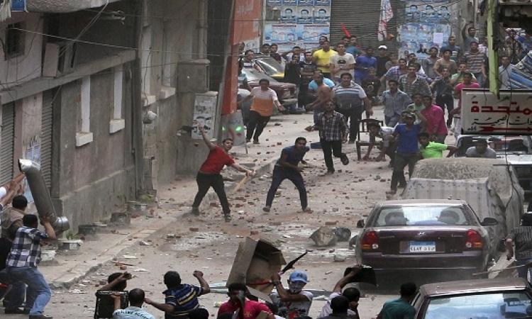 اشتباكات بين قوات الأمن وأنصار الإخوان في الإسكندرية .. والقبض على 5 أشخاص