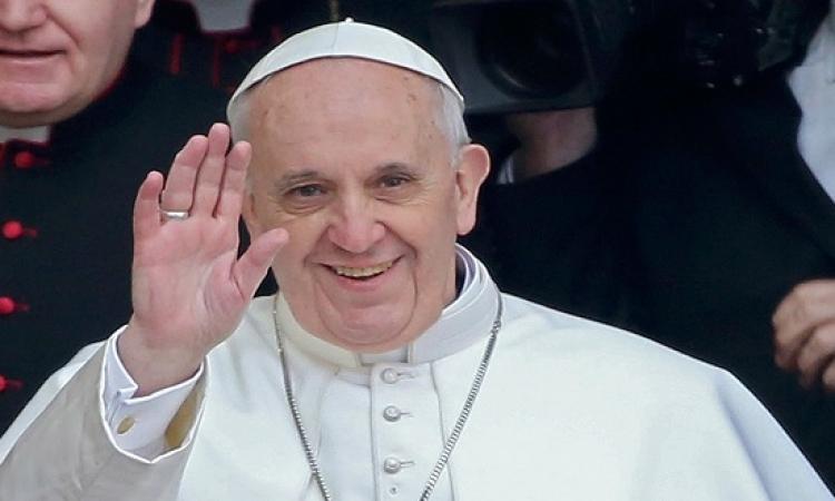 بابا الفاتيكان: القرآن كتاب السلام والإسلام دين سلمى