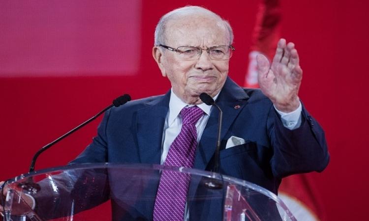 بالفيديو .. إعلان نتائج انتخابات الرئاسة التونسية بفوز السبسي بنسبة بنسبة 55,68%