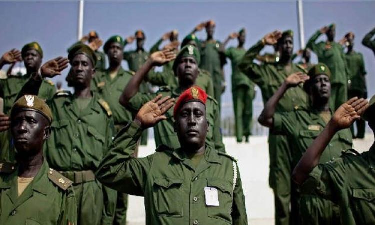 الجيش السودانى يصد هجوما شنه قطاع الشمال على مناطق بجنوب كردفان