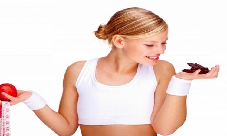فتاة فقدت 40 كيلو جرام  من وزنها  بسبب قصة حب