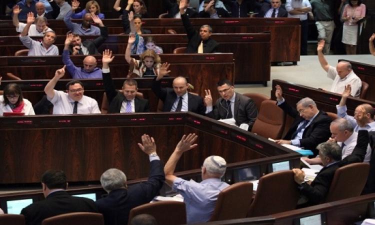 بعد اقالة نتانياهو وزيرا المالية والعدل .. الكنيست الإسرائيلى يحل نفسه وانتخابات عامة 17 مارس
