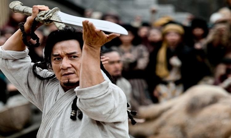 """بالفيديو .. التريلر الأول لـ """"Dragon Blade"""" .. رائعة جاكى شان وجون كوزاك المنتظرة"""