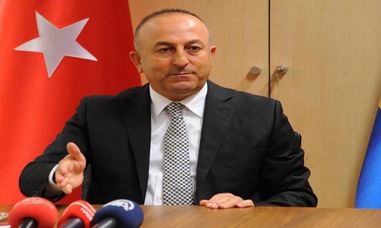 وزير خارجية تركيا : وساطات خليجية للمصالحة مع مصر