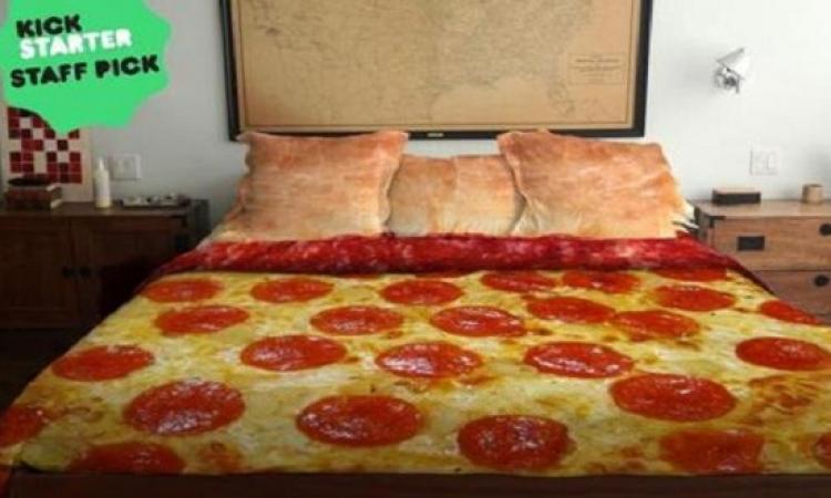 تبرعوا .. لتمويل سرير من البيتزا .. هانت فاضل 750 ألف !!