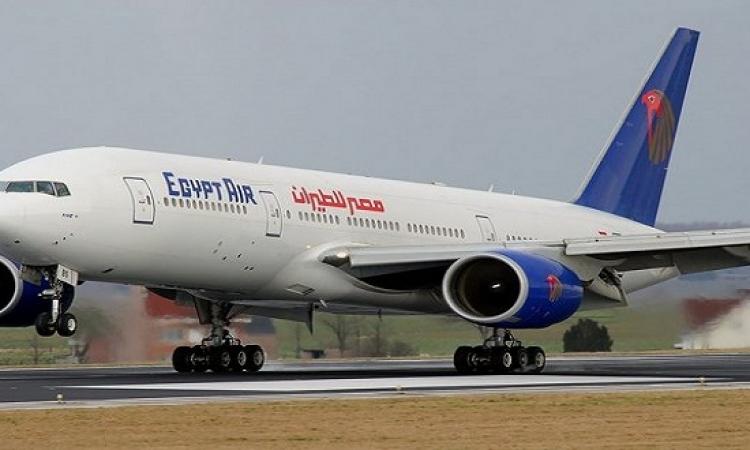 السويد تفرج عن الطائرة المصرية المحتجزة منذ يومين