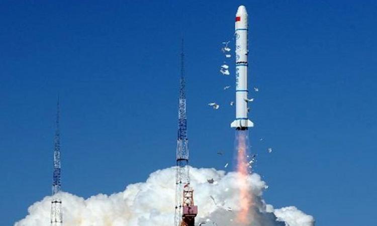 الصين تطلق قمرا صناعيا للاستشعار عن بعد