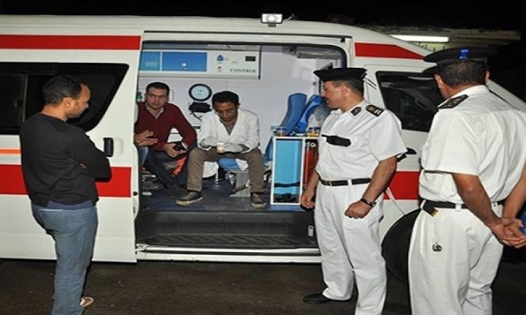 القبض على 7 سائقين للقيادة تحت تأثير المخدر بالقليوبية