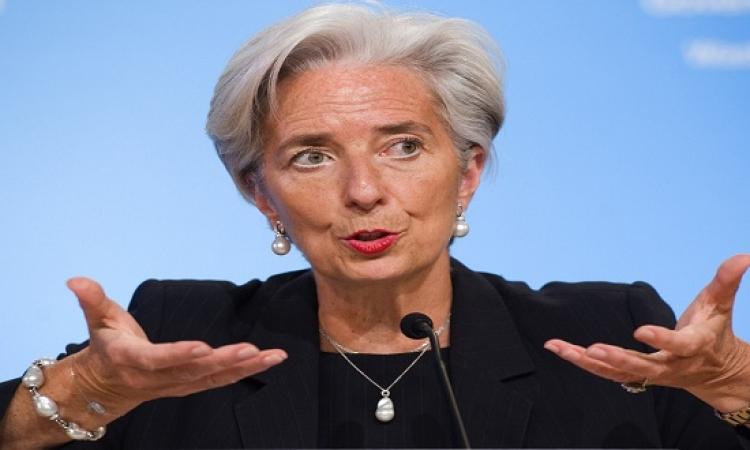 مديرة صندوق النقد الدولى تشارك فى مؤتمر دعم الاقتصاد المصرى