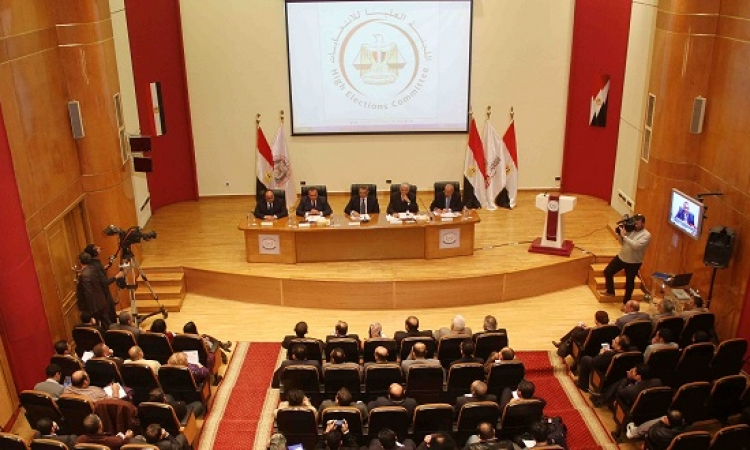اللجنة العليا للانتخابات توافق على مشروع قانون تقسيم الدوائر الانتخابية