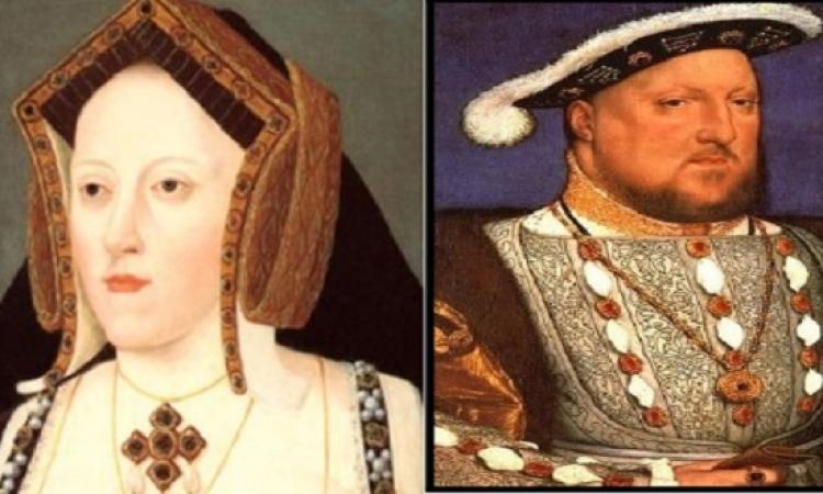 مثلثات الحب التى هزت العالم : الملك هنرى الثامن ، كاثرين أراغون ، آن بولين