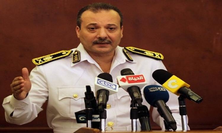 الداخلية : مقتل 5 من أخطر التكفيريين التابعين لبيت المقدس بالشرقية