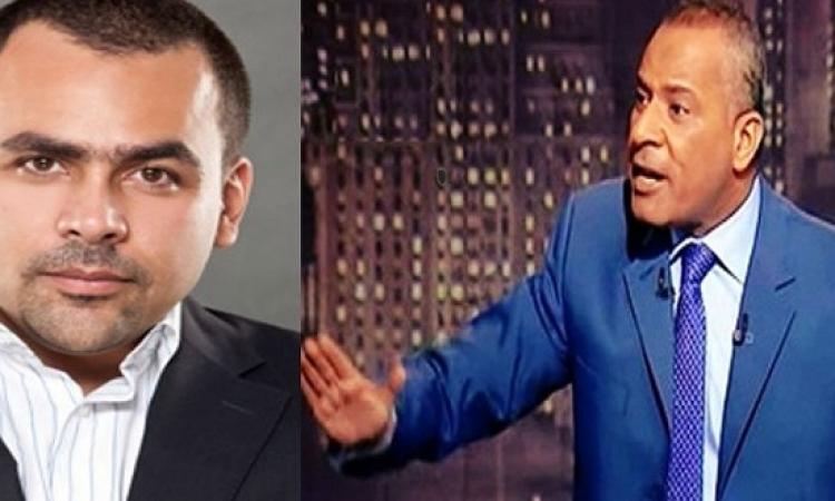 الحسينى يتضامن مع خالد يوسف ويصف موسى بالسفيه !!