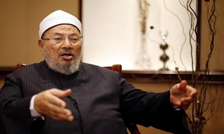 مصر تطالب الإنتربول ضبط 94 متهماً يواجهون الإعدام بينهم القرضاوى