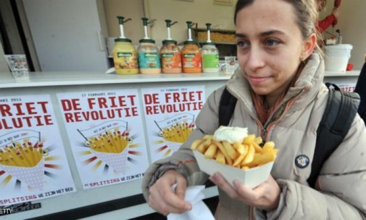 البطاطس جزء من التراث الشعبى فى بلجيكا