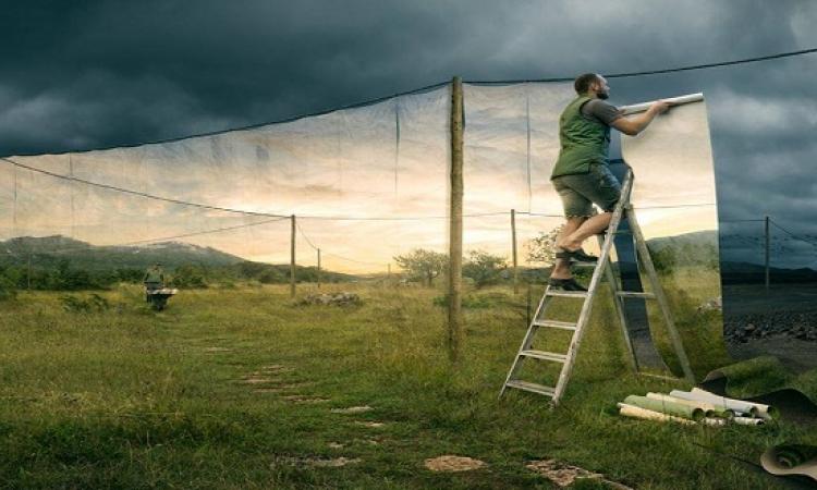 بالصور .. عندما يجتمع التصوير والابداع والخيال