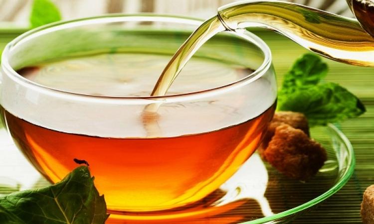 شرب الشاى مفيد للصحة