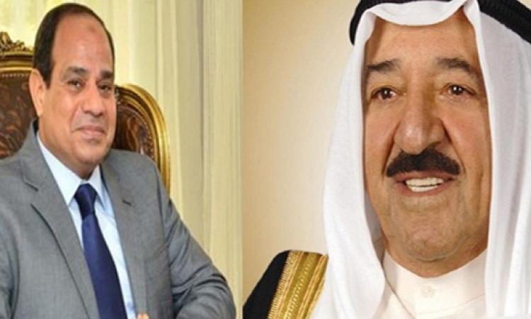 السيسى في زيارة للكويت يناير المقبل تلبية لدعوة امير الكويت