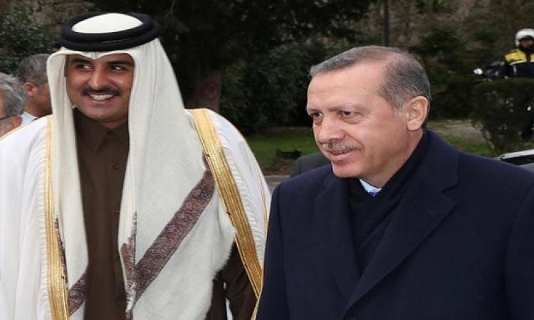 تركيا وقطر توقعان اتفاقا للتعاون العسكرى المشترك