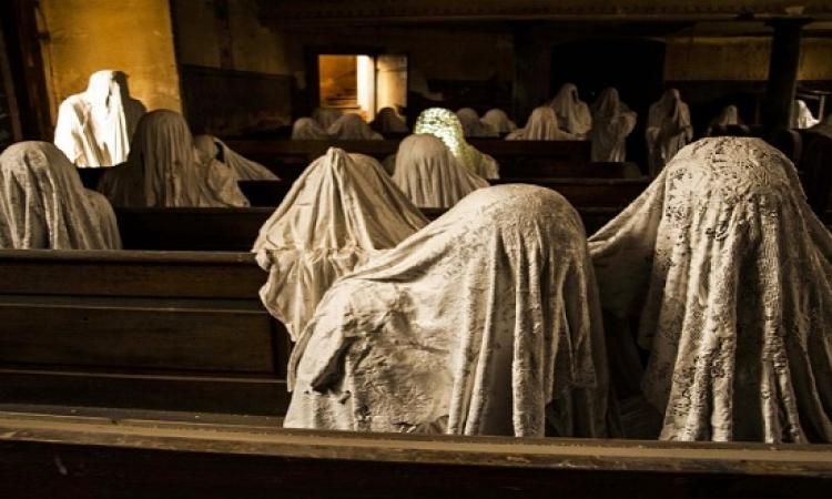 جولة فى كنيسة الأشباح بتشيك