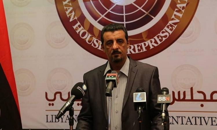 انفجار سيارة مفخخة يستهدف مقر مجلس النواب الليبى بطبرق
