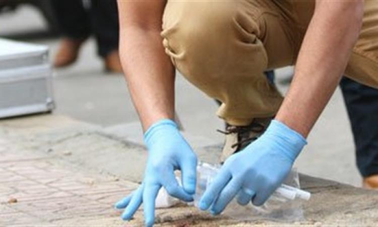 خبراء المفرقعات يتمكنوا من إحباط عملية تفجير لقنبلة بدائية الصنع
