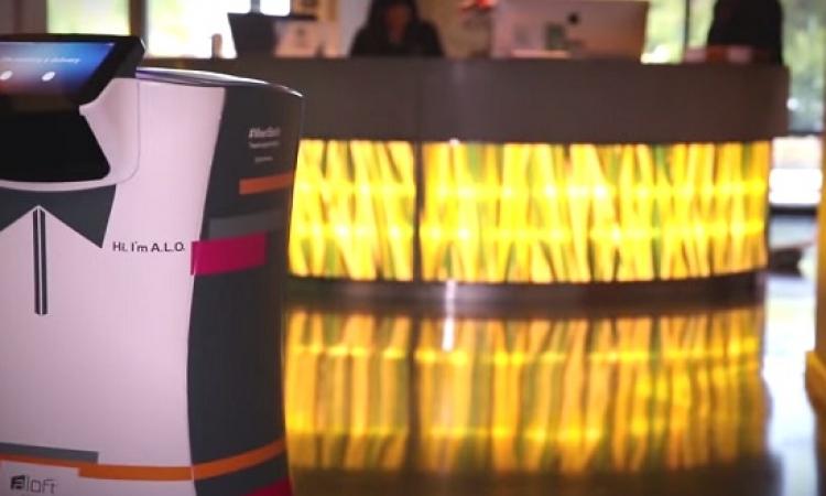 لا يطلب بقشيشا ولا يتذمر .. Bellhop يقلق عمال الفنادق فى أمريكا ( بالفيديو )