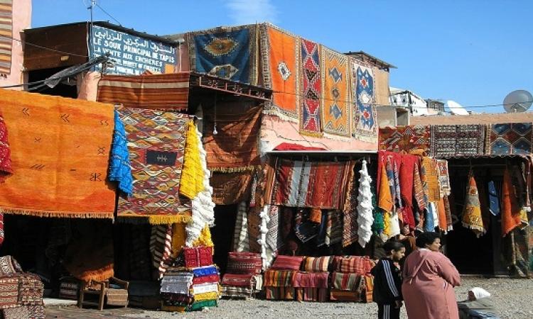 جولة فى مراكش بالمغرب
