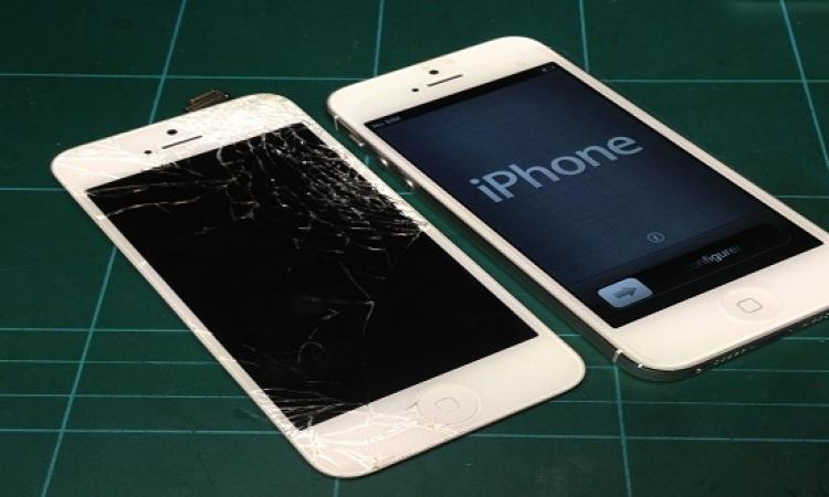 شاشة IPhone لن تتحطم بعد الان .. ما السبب ؟!