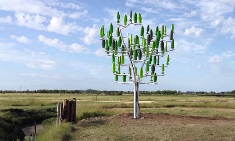 توليد الكهرباء عبر الأشجار فى فرنسا
