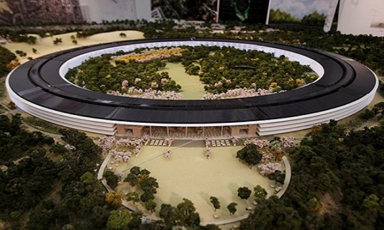 """""""آبل"""" تضم قاعة عرض بتكلفة 161 مليون دولار لسفينة الفضاء الخاصة بها"""