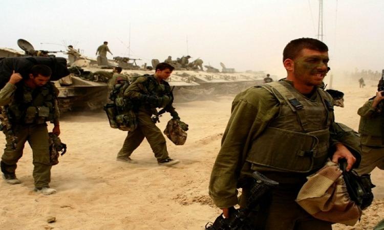 الجيش الإسرائيلى يعزل جنودًا رفضوا التجسس على فلسطينيين