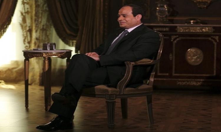 """وشهد شاهد من أهلها ..الـ""""cnn"""": السيسي الرجل الأقوى فى الشرق الأوسط حاليا"""