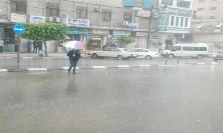 هيئة الأرصاد تتوقع سقوط أمطار على مختلف انحاء البلاد