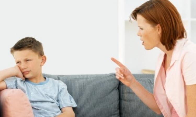 تعرفى على أفضل10 نصائح ضرورية قبل مـعاقبة طفلك