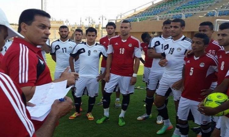 المنتخب الاوليمبى يبدأ مشوار ريو بمواجهة صعبة أمام الجزائر