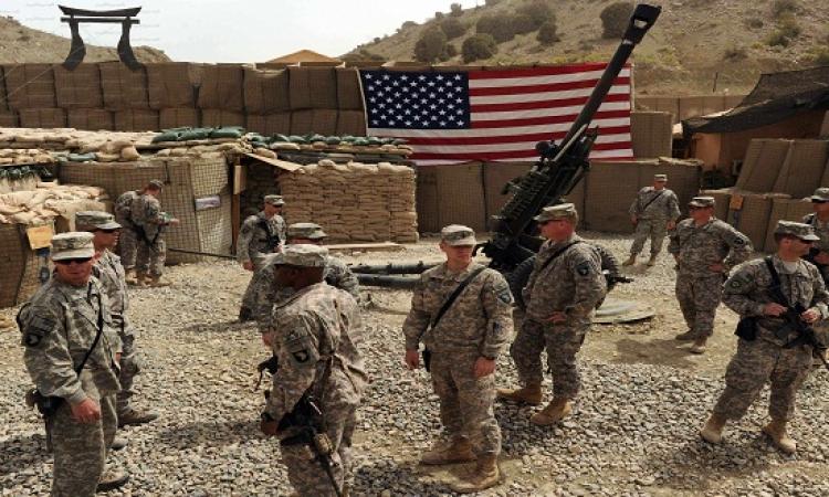 تعداد الجيش الأمريكى ينخفض الى 490 الف جندى أكتوبر القادم