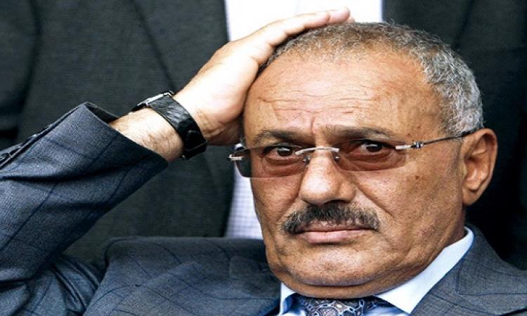 محطات فى حياة على عبد الله صالح