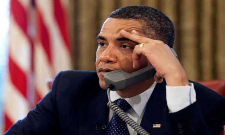 أوباما يستقبل 10آلاف لاجىء سورى خلال العام المقبل