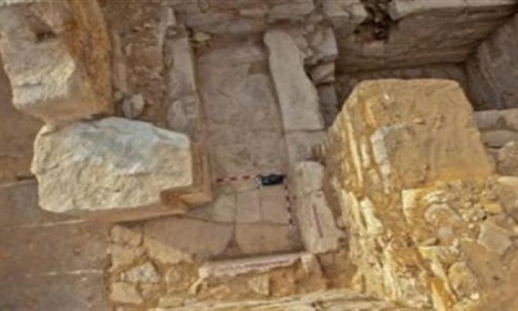 """عنوان جديد للإهمال """"الآثار"""" فى جبل أبو رواش"""