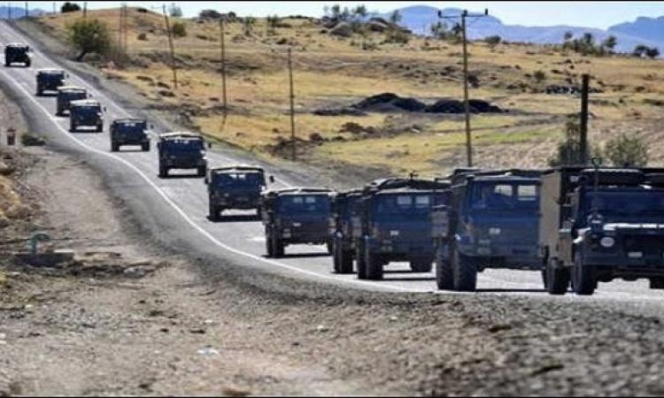 الحكومة السورية تدين التوغل التركى فى أراضيها