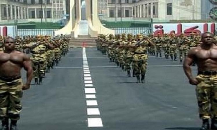 مصرى وافتخر .. جيشنا الـ 18 على العالم .. ومش إحنا اللى قولنا