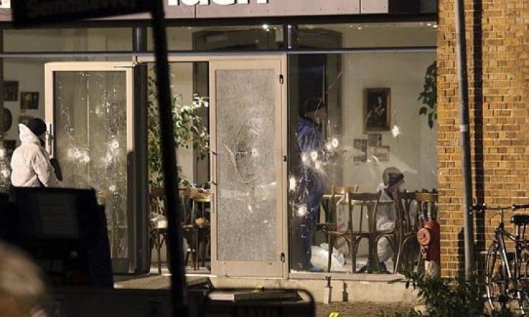 مقتل مشتبهًا به بهجمات إرهابية على يد الشرطة الدنماركية