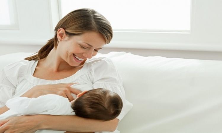 دراسة أمريكية: الرضاعة الطبيعية تحمى الأطفال من الإصابة بالحساسية والربو