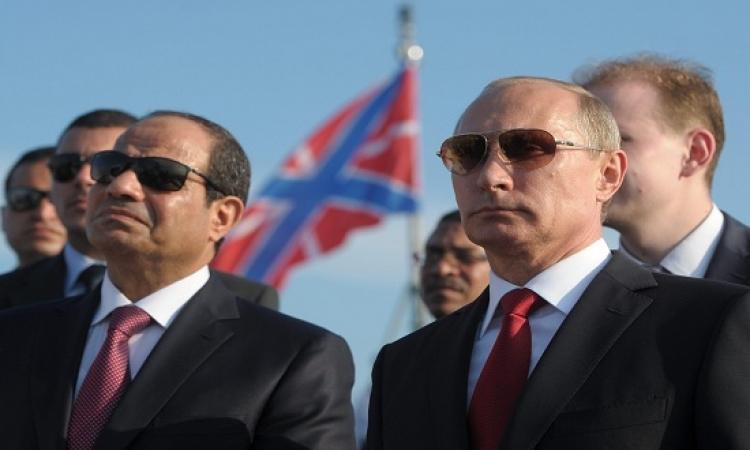 بالفيديو .. مؤتمر صحفى للسفير الروسى بالقاهرة عن نتائج زيارة بوتين لمصر