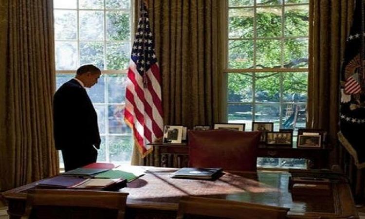 أوباما:أخبار الموت والفوضى حول العالم تصلنى يوميا مع فنجان القهوة